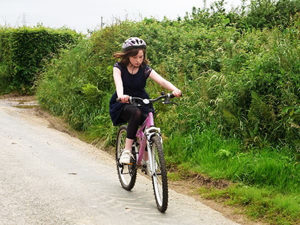 There are an abundance of cycle routes in Devon and Cornwall and we are more then happy to welcome cyclists at Forda Farm Bed and Breakfast on the North Devon and Cornwall border.