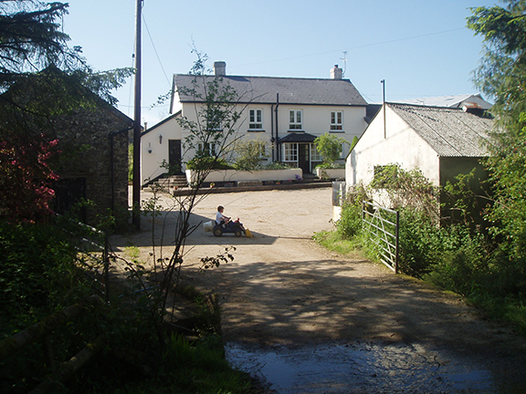 Forda Farm B&B located on the North Devon and North Cornwall border for a wonderful family holiday. Close to Holsworthy and Bude.