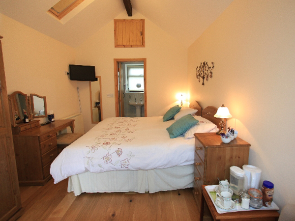 Enjoy spacious, bright rooms when you book a holiday with Forda Farm, B&B.