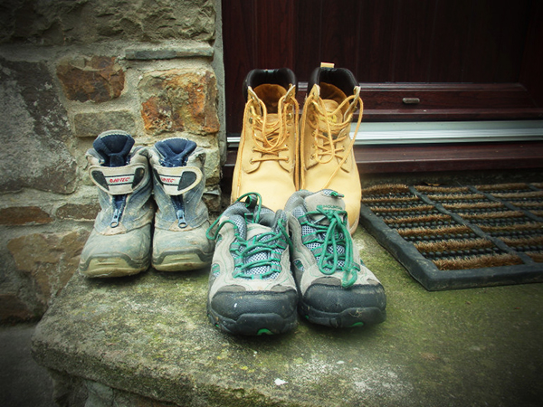 Walking holidays at Forda Farm B&B, a walkers paradise with hundreds of routes to choose from. From the South West coast Path to the Circular routes around Tamar lakes or take a walk around the farm.
